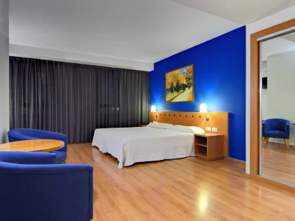 Hotel Azul Barcelona - Laterooms