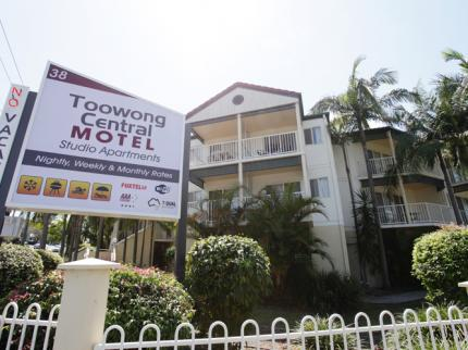 Toowong Central Motel - Laterooms