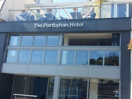 The Portbyhan Hotel - Laterooms