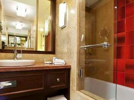 DoubleTree by Hilton Hotel Avanos - Cappadocia - Laterooms