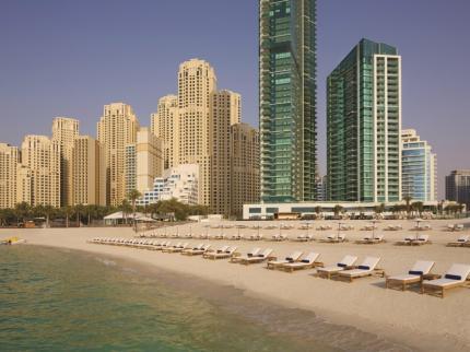 DoubleTree by Hilton Hotel Dubai - Jumeirah Beach - Laterooms