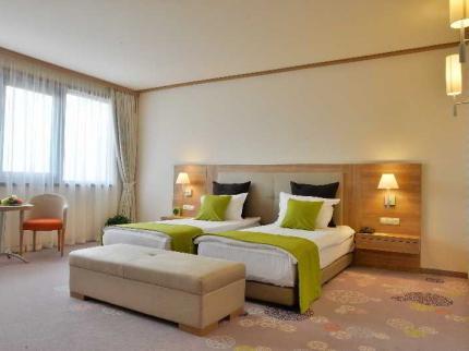 Suite Hotel Sofia - Laterooms
