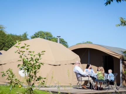 Durrell Wildlife Camp - Laterooms