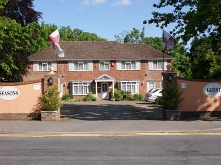 Four Seasons Guest House, Gatwick - Laterooms