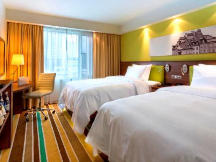 Hampton by Hilton Warsaw City Centre - Laterooms