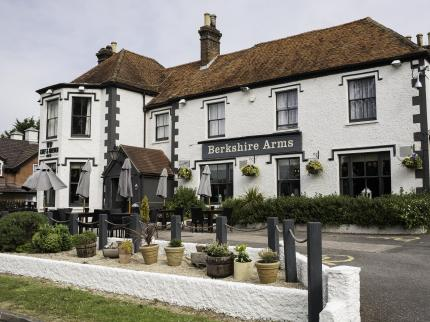 The Berkshire Arms by Good Night Inns - Laterooms