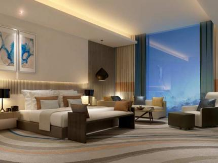 DoubleTree by Hilton Hotel Doha - Old Town - Laterooms