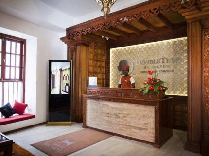 DoubleTree by Hilton Hotel Zanzibar - Stone Town - Laterooms