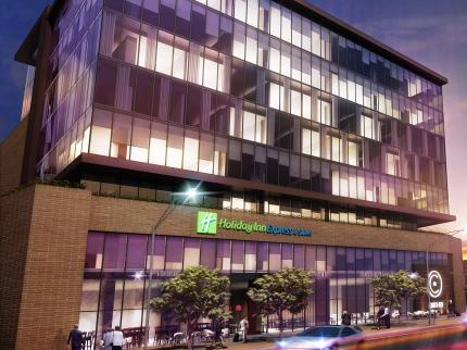 Holiday Inn Express & Suites BOGOTA ZONA FINANCIERA - Laterooms