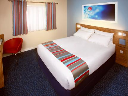 Travelodge Edinburgh Dreghorn - Laterooms