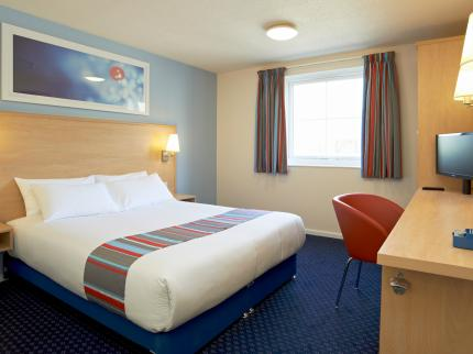 Travelodge Cambridge Central - Laterooms
