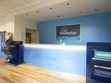 Travelodge London Liverpool Street - Laterooms