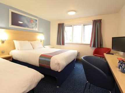 Travelodge Swansea Central - Laterooms