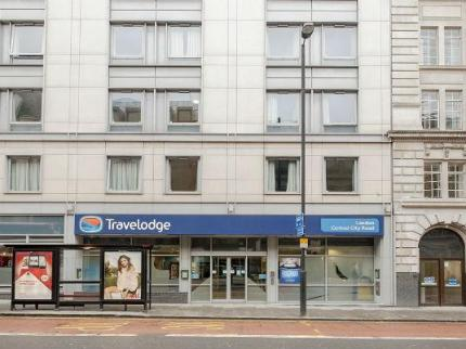 Travelodge London Central City Road - Laterooms