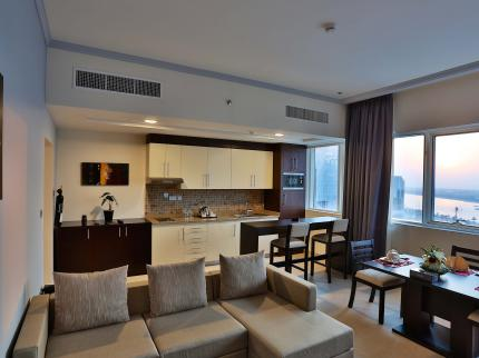 Bin Majid Tower Hotel Apartment - Laterooms
