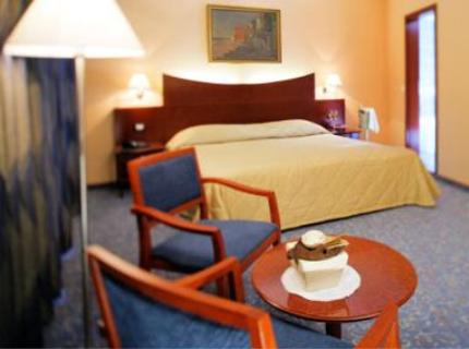 Hilton Garden Inn Ufa Riverside - Laterooms
