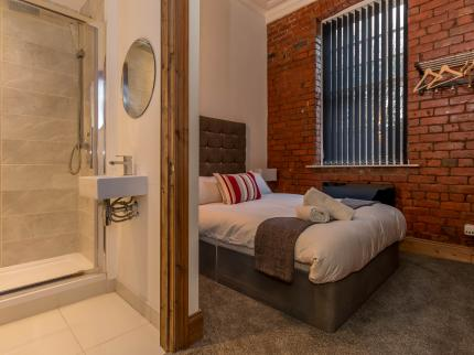 Manchester Arena Apartments - Laterooms