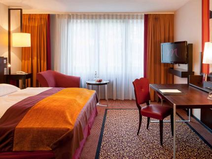 Mercure Hotel Muenchen City Center - Laterooms