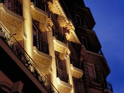 Mercure Grand Hotel Alfa Luxembourg - Laterooms