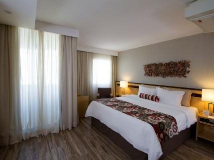 Allia Gran Hotel Brasilia Suites - Laterooms