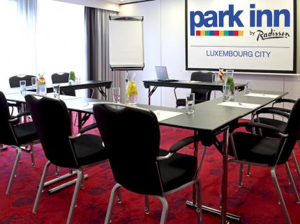 Park Inn by Radisson Luxembourg City - Laterooms