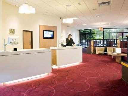 Novotel Coventry M6/J3 - Laterooms
