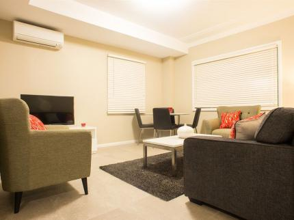 Amaaze Airport Serviced Apartments - Laterooms