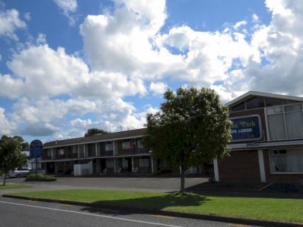 Kuirau Park Motor Lodge - Laterooms