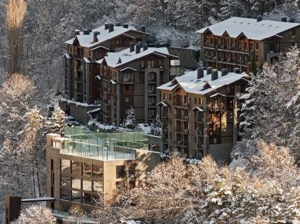 Anyós Park - The Mountain & Wellness Resort - Laterooms