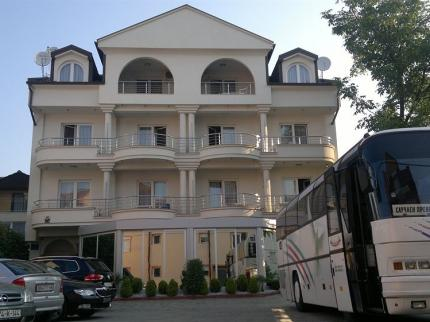 Hotel Villa Dislievski - Laterooms