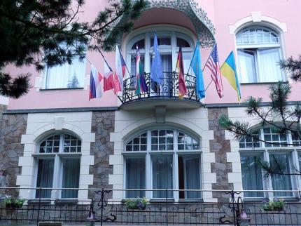 Hotel Smetana-Vyšehrad - Laterooms