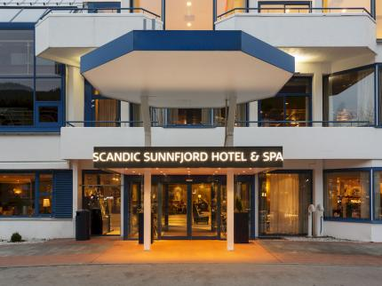 Scandic Sunnfjord Hotel & Spa - Laterooms