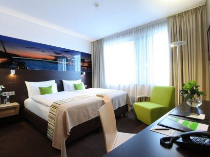 Lindner Hotel Gallery Central - Laterooms