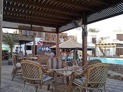 Dyarna Dahab Hotel - Laterooms