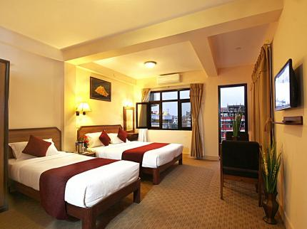 Thamel Grand Hotel - Laterooms