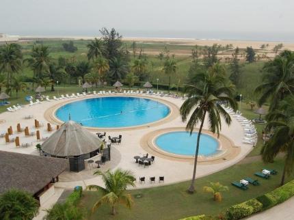 Benin Marina Hôtel - Laterooms