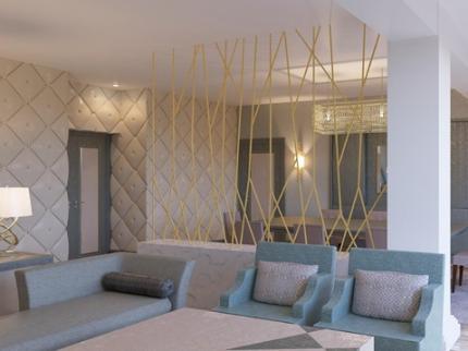 Hilton Podgorica Crna Gora - Laterooms