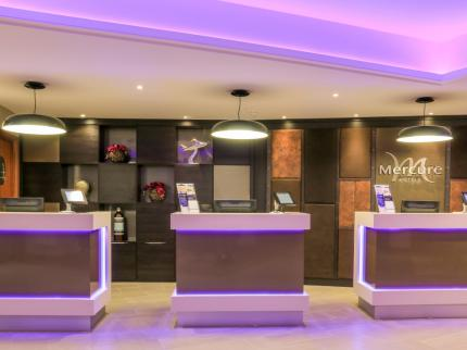 Mercure London Heathrow - Laterooms