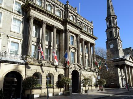 The Principal Edinburgh George Street - Laterooms