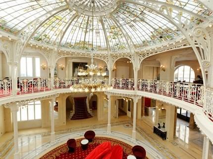 Hôtel Hermitage Monte-Carlo - Laterooms