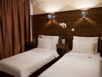 Hotel M - Laterooms