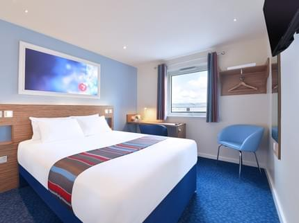 Travelodge York Central Layerthorpe - Laterooms