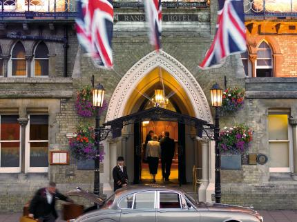 Macdonald The Randolph  Hotel - Laterooms