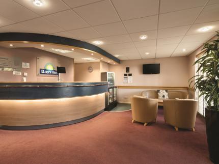 Days Inn Bradford - M62 - Laterooms