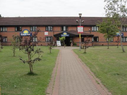 Days Inn Warwick Northbound - M40 - Laterooms
