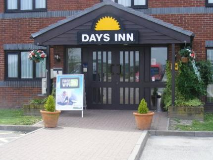 Days Inn Sheffield South - M1 - Laterooms