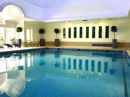 Mercure Shrewsbury Albrighton Hall Hotel and Spa - Laterooms