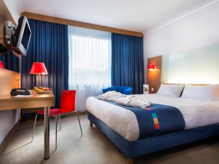 Park Inn by Radisson Harlow - Laterooms