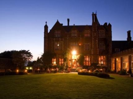 Horsted Place Country House Hotel - Laterooms