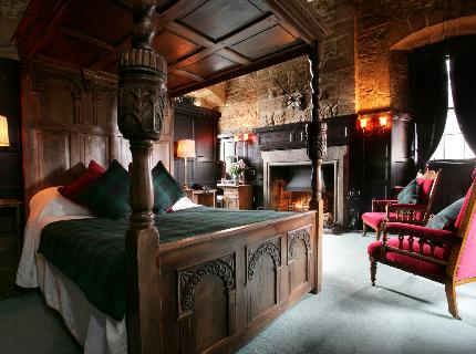 Dornoch Castle - Laterooms